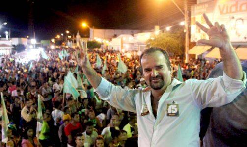 O presidente da Câmara e vereador reeleito em 2016, Rosival Braga Santos, morreu em acidente | FOTO: Divulgação/Iaçu Notícias |
