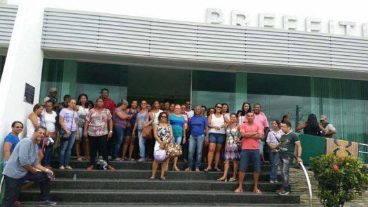Professores mantêm o estado de greve desde o dia 7 de novembro | FOTO: Divulgação |
