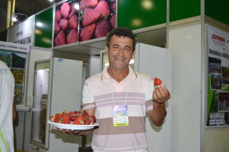 O município de Barra da Estiva se tornou referência no cultivo deste fruto | FOTO: Reprodução/Arquivo |