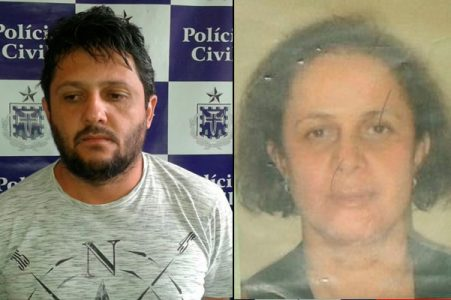 Pais foram presos nesta quarta. (Foto: Teixeira News)
