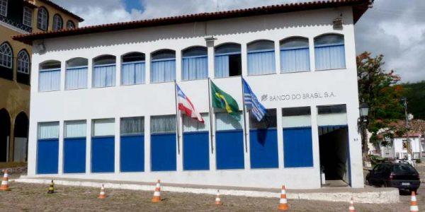 A agência de Lençóis será transformada em posto de atendimento em 2017 |