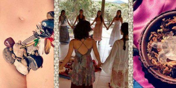 Serão dois dias de retiro inteiramente dedicados a práticas expressivas e curativas com foco no canto e na dança | FOTO: Montagem do JC/Divulgação |