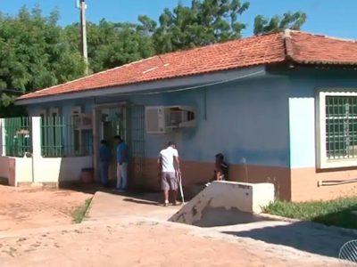 Delegacia de Barreiras, no oeste da Bahia (Foto: Reprodução/ TV Bahia)