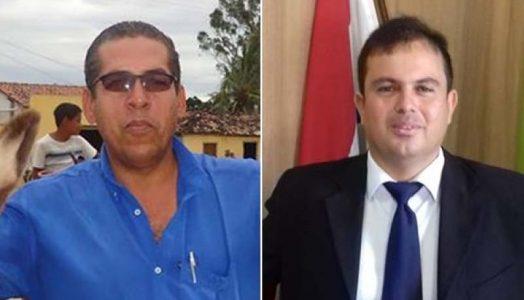 Os casos envolvem os edis Reinaldo Brito e Bruno Pamponet | FOTO: Montagem do Bocão News |