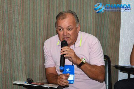 Nino Coutinho, ex-prefeito e atualmente vice-prefeito eleito em Iraquara. FOTO: Marcos Braga | Chapada News