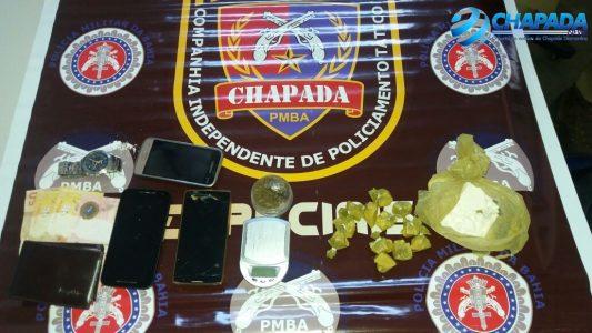 FOTO: PM/Chapada News