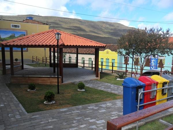 Praça Lindolfo Cardoso de Oliveira