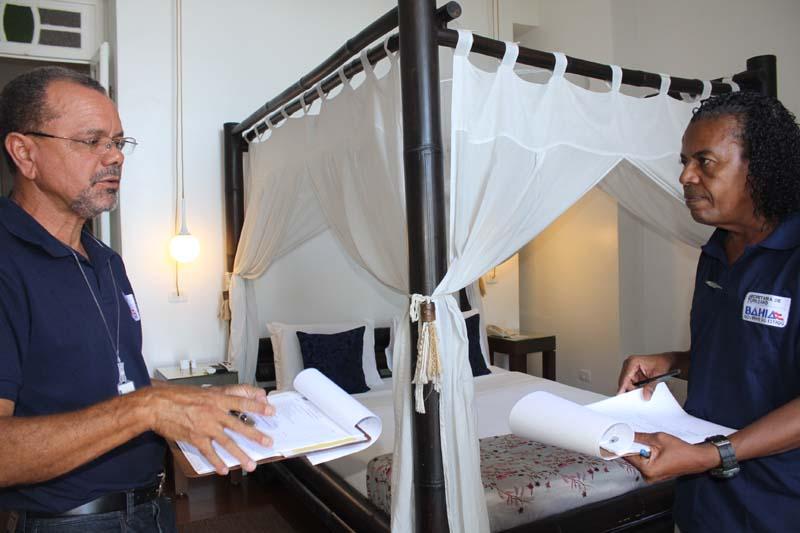 Um diagnóstico da oferta hoteleira será feito pelos técnicos da Setur   FOTO: Tatiana Azeviche  