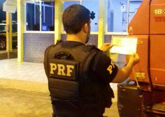 Foto: PRF | Divulgação