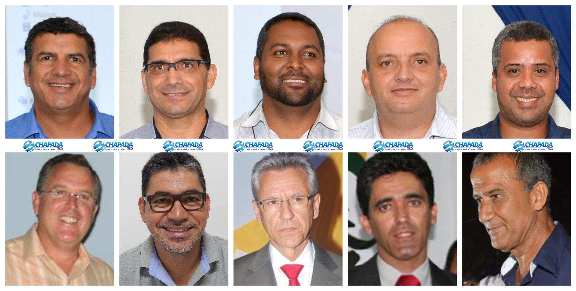 Na Chapada Diamantina a maioria absoluta dos prefeitos eleitos serão diplomados esta semana. (Foto/ Montagem CN/Internet)