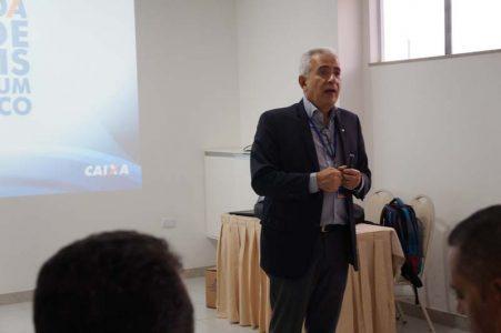 O evento foi conduzido por uma equipe da Caixa, liderado pelo superintendente regional da Caixa no Norte da Bahia, José Ronaldo Maia | FOTO: Jornal da Chapada