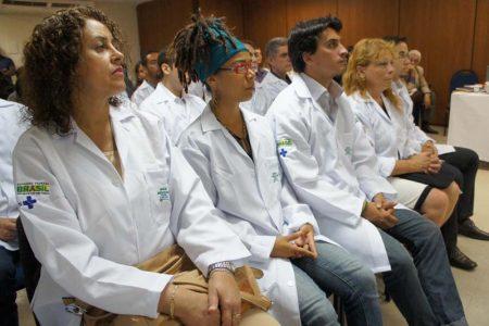 Atualmente, 1.464 profissionais brasileiros e estrangeiros atuam em 386 municípios baianos | FOTO: Leonardo Rattes |