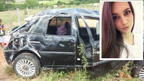 Genice Moreira, de 22 anos, natural de Abaíra, não resistiu aos ferimentos e veio a óbito.