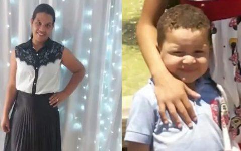 Mãe e filho morrem durante incêndio dentro de casa em Vitória da Conquista
